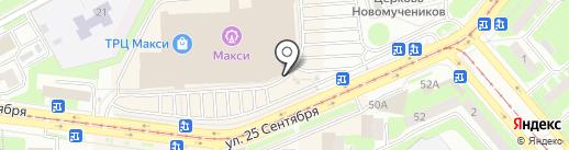 Eaton на карте Смоленска