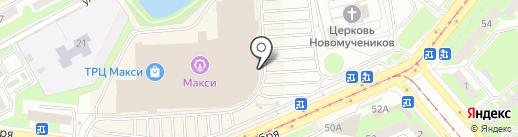 Van Cliff на карте Смоленска