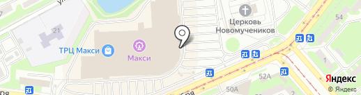RALF RINGER на карте Смоленска