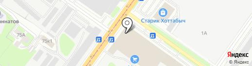 СИЭС на карте Смоленска