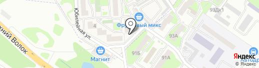Партнер на карте Смоленска