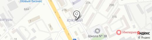 Шаурма & hot dog на карте Смоленска