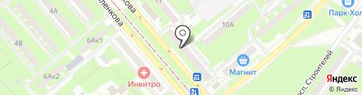 maxkomfort67 на карте Смоленска