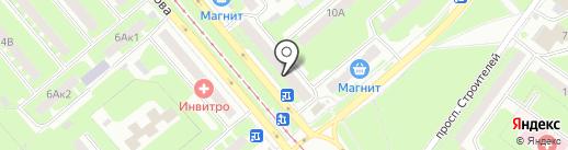 Моя бухгалтерия на карте Смоленска