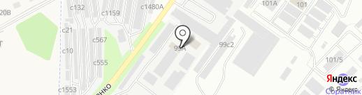 АгроДом на карте Смоленска