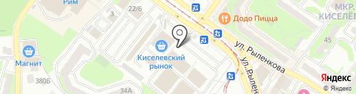 Ваши любимые книги на карте Смоленска