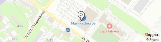 Центр поддержки предпринимательства Смоленской области, АНО на карте Смоленска