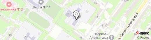 ART SKY на карте Смоленска