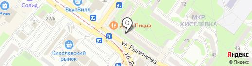 Саморезик.ру на карте Смоленска