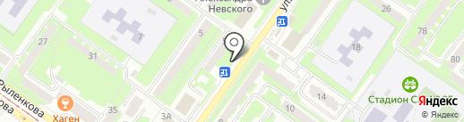 Seo Expanse на карте Смоленска