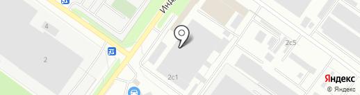 Магазин электроинструмента на карте Смоленска