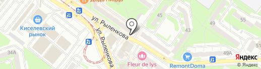 ПИОНЕР на карте Смоленска
