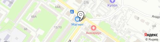 Vianor на карте Смоленска