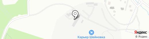 Управление подсобных предприятий на карте Смоленска