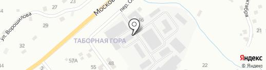 СтройПрофБаза на карте Смоленска