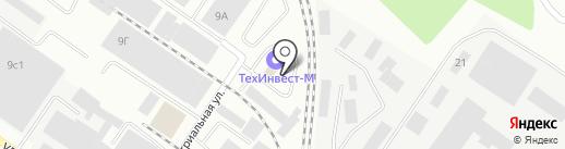 ИдеалПак на карте Смоленска