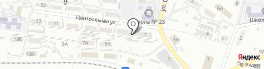 Династия на карте Смоленска
