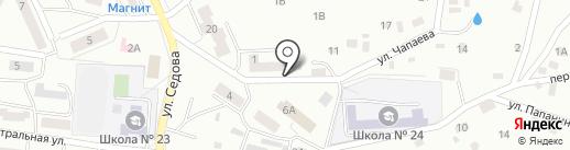 Четыре лапы на карте Смоленска