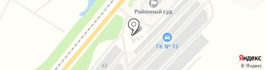 АВАНГАРД на карте Колы