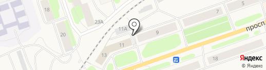 Зодиак на карте Колы