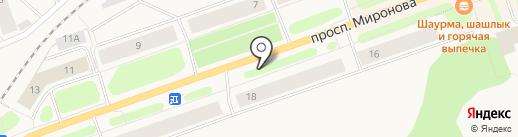 NPS на карте Колы