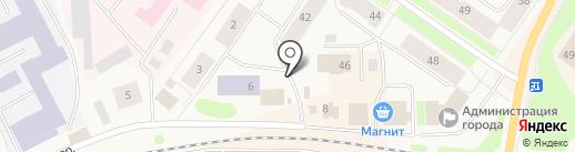 Бистро на карте Колы