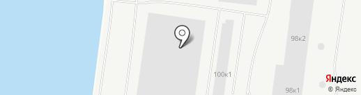 Севрыбсбыт на карте Мурманска