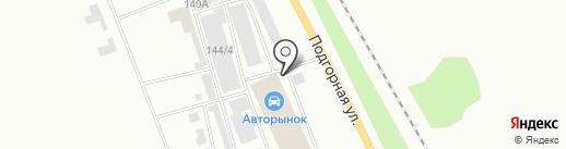 Авто комфорт на карте Мурманска