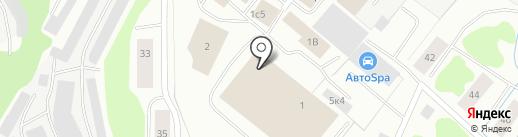 PRODETAL на карте Мурманска