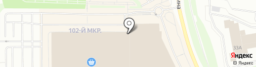 Vilena на карте Мурманска