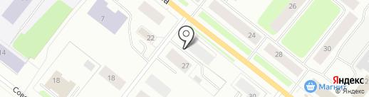 BEERлога на карте Мурманска