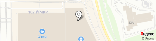 Orby на карте Мурманска
