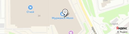Лавка наборов для вышивания, алмазной вышивки, раскрасок по номерам на карте Мурманска