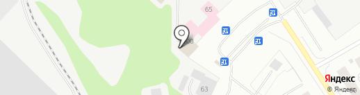 Отдельное конструкторско-технологическое бюро №171 на карте Мурманска