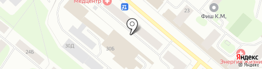 МКТИ-ТУР на карте Мурманска