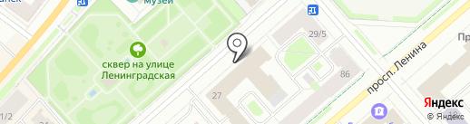 Ростелеком, ПАО на карте Мурманска