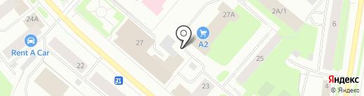 Электрик CITY на карте Мурманска