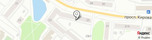Ваш персональный юрист на карте Мурманска