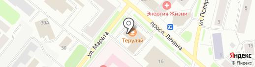Европлан, ПАО на карте Мурманска