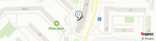 Твоё Ателье на карте Мурманска