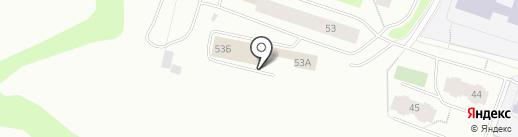 Орбис Сервис на карте Мурманска