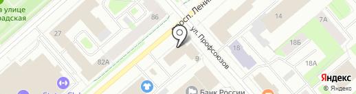 НРК Фондовый Рынок на карте Мурманска