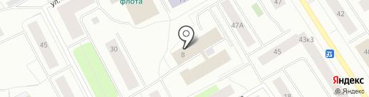 Sushi Panda на карте Мурманска