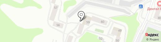 Новый город на карте Мурманска