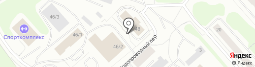 Следственный отдел по г. Мурманску на карте Мурманска