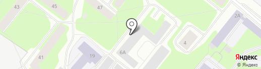 Севжилсервис на карте Мурманска