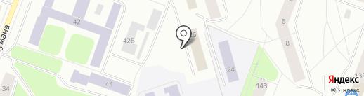 Мои документы на карте Мурманска