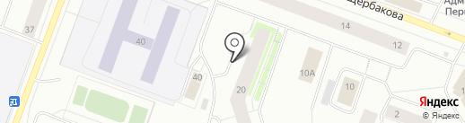 Риэлт на карте Мурманска