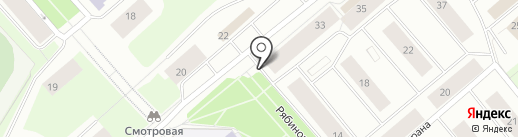 Имидж-студия Oльги Больших на карте Мурманска