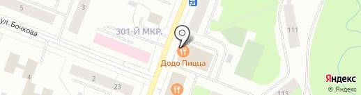 Сервисная служба на карте Мурманска